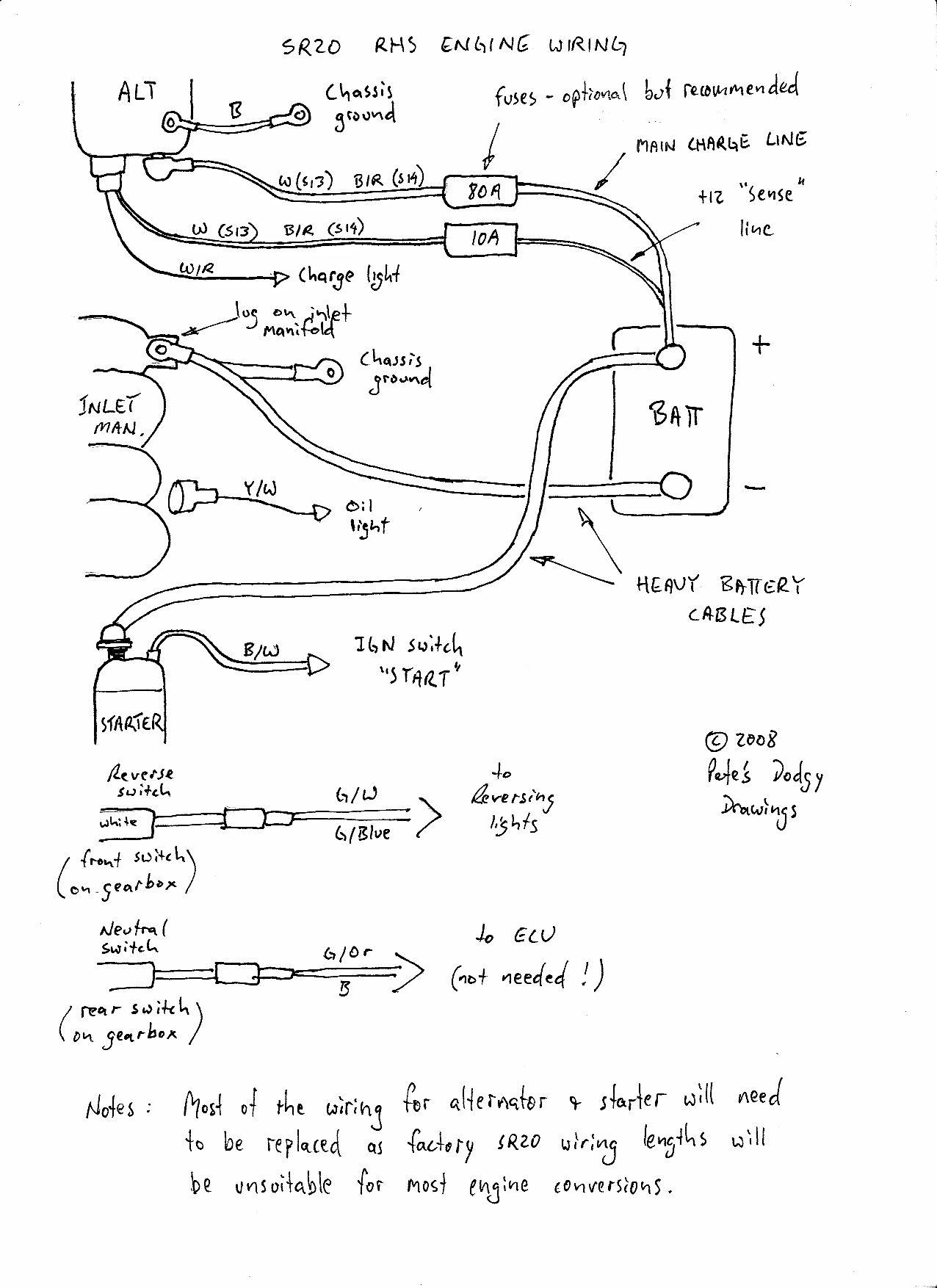 sr20det starter wiring diagram diagram rh diagram uvanity com sr20det starter signal wire s13 sr20det starter